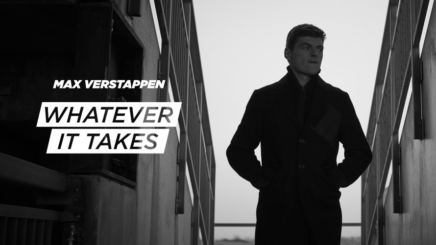 Max Verstappen: Whatever it takes