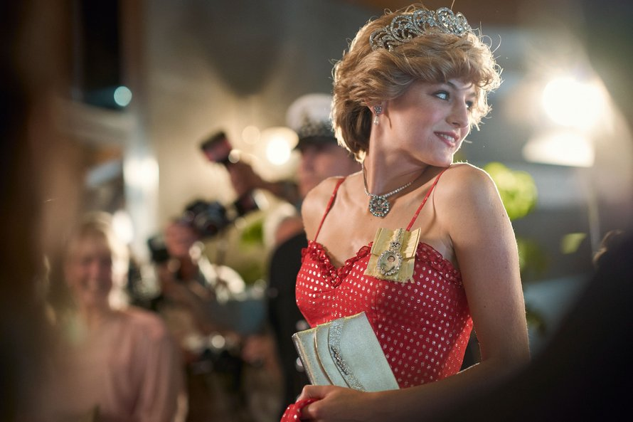 Prinses Diana in The Crown seizoen 4
